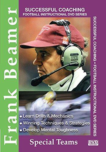 Frank Beamer: Special Teams (Special Teams Football Drills)