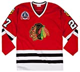 Mitchell & Ness Jeremy Roenick 1991-92 Authentic Jersey Chicago Blackhawks In Red Medium