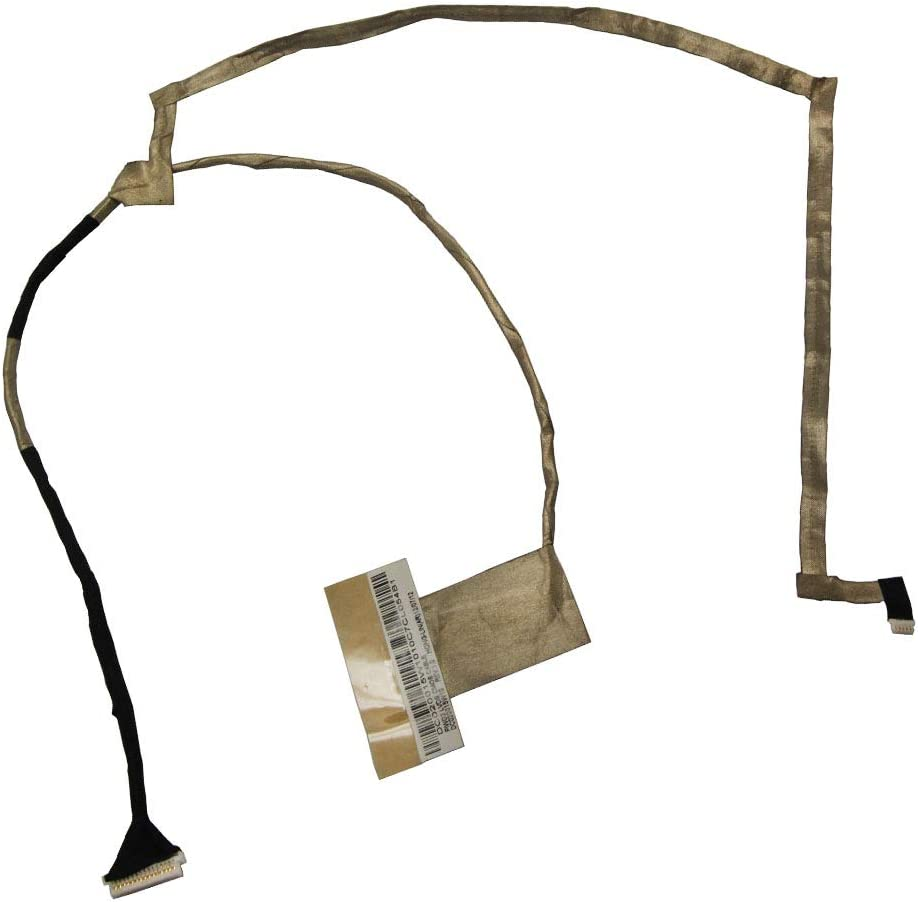 Computer Cables Yoton LCD LVDS CMOS Video Flex Cable for Lenovo G570 G575 F0866 W DC020015W10 Cable Length: Other