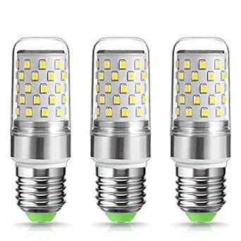 Bombilla LED E27 de 9 W, Techgomade 80 W equivalente a bombillas incandescentes, blanco