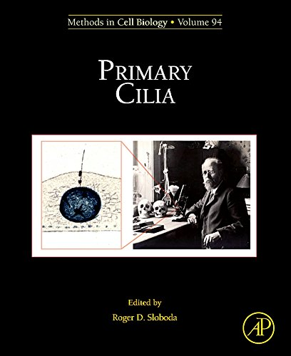 Primary Cilia, Volume 94 (Methods in Cell Biology)