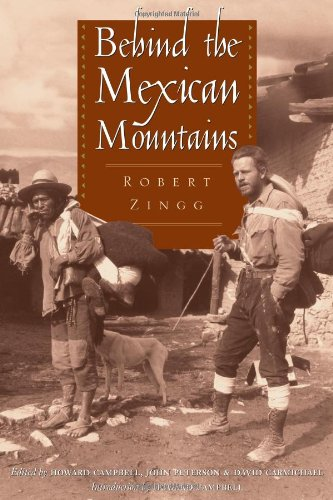 Read Online Behind the Mexican Mountains ebook