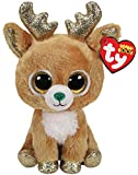 Ty Beanie Boo's Glitzy the Reindeer Soft Toy