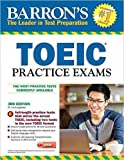 TOEIC Practice Exams with MP3 CD (Book & MP3 CD)