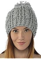 Leisureland 100% Handmade Crochet Beanie Hat