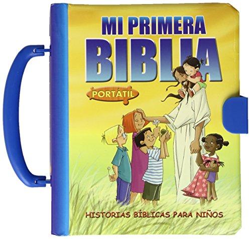 Mi primera Biblia portátil: Historias bíblicas para niños