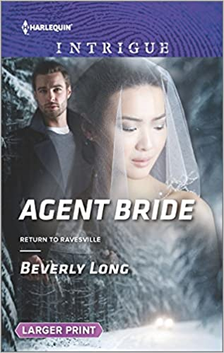 Book Agent Bride (Harlequin Intrigue (Larger Print))