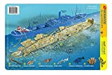 Benwood Wreck Key Largo Florida Waterproof Dive Card