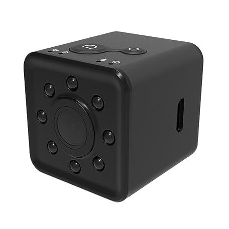 Mini cámara de movimiento inalámbrica USB 1080P HD, grabadora de coche DVR 155 ° mini