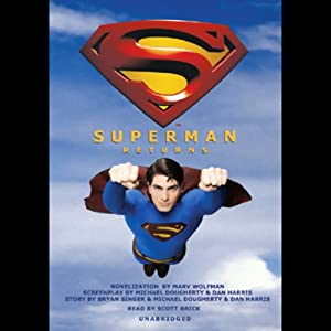 Superman Returns Audiobook