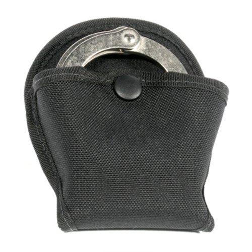 - BLACKHAWK! Traditional Black Cordura Open Top Single Cuff Case