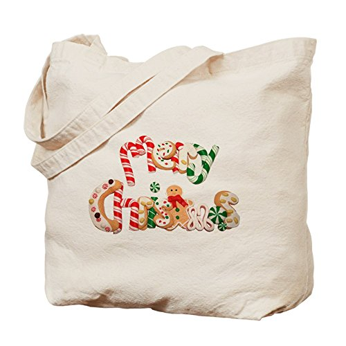 CafePress - Merry Christmas Cookies - Tote Bag by CafePress