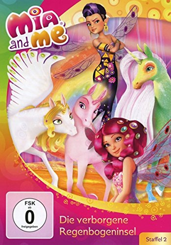 Amazon Com Mia And Me Staffel 2 Folge 15 Und 16 Movies Tv