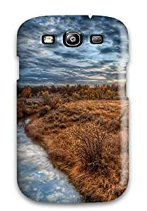 New Style Patricia Kelly Hdr Premium Tpu Cover Case For Galaxy S3