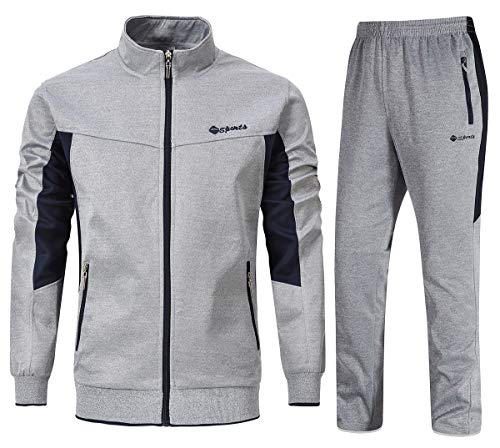 YSENTO Men's Track Suits