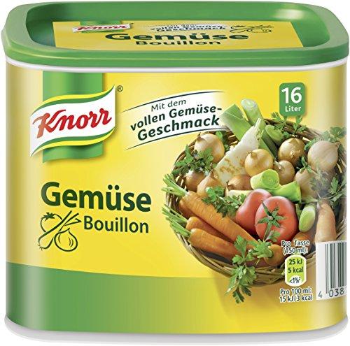 Knorr Gemüsebouillon, 3er Pack (3 x 16 l)