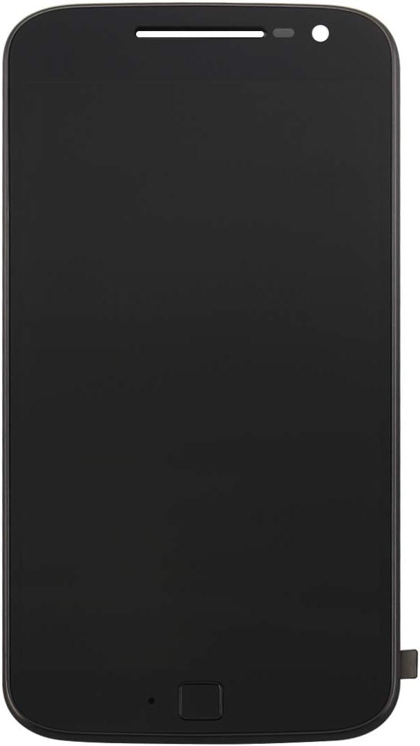 YHX-OU para 5.5 Motorola Moto G4 Plus – Pantalla LCD Pantalla táctil de la Pantalla de Repuesto con Marco Completo Herramientas Motorola Moto G4 Plus xt1644 LCD: Amazon.es: Electrónica
