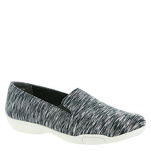 Ros Hommerson Women's Carmela Slip-On Shoe,Black Multi Textile,US 10 W
