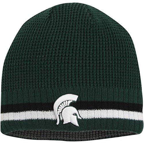 Donegal Bay NCAA Michigan State Spartans Men's University Reversible Knit Hat