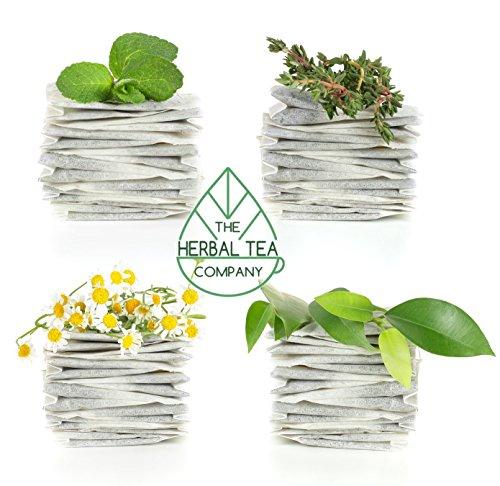 Prickly Pear Tea Bags Earl Grey Blend Natural 50 Pack