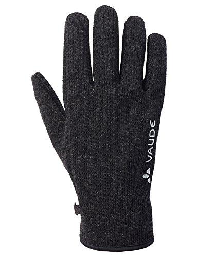 VAUDE Handschuhe Rhonen Gloves II, Charcoal, 9, 06502