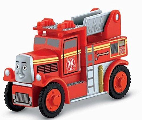 Flynn - Thomas Wooden Railway Tank Engine Train - Brand New Loose