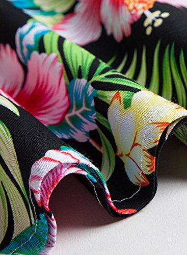 Futurino - Vestido - para mujer Multicolor