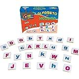 Alfabeto na Madeira Carlu Brinquedos