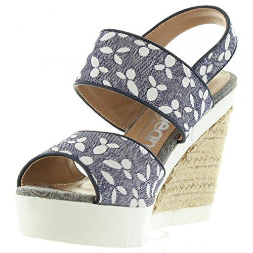 Sandalias de Mujer LOIS JEANS 85127 AZUL