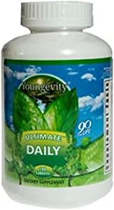 Ultimate Daily 180 Tablets Youngevity by Youngevity