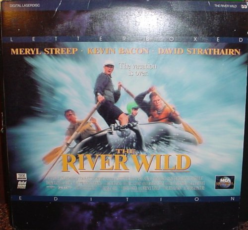 The River Wild Letterboxed Laser Disc