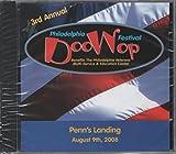 3rd Annual Philadelphia DooWop Festival, Penn's Landing, August 9th, 2008