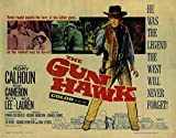 The Gun Hawk POSTER Movie (1963) Style A 11 x 14 Inches - 28cm x 36cm (Rory Calhoun)(Rod Cameron)(Ruta Lee)(Rod Lauren)(Morgan Woodward)