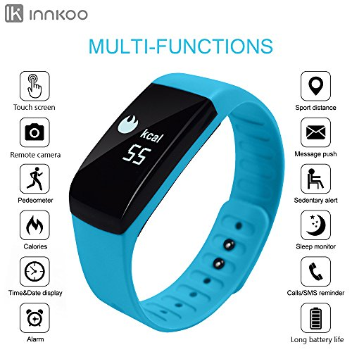 Innkoo Waterproof Activity Tracker U8 Fitness Tracker
