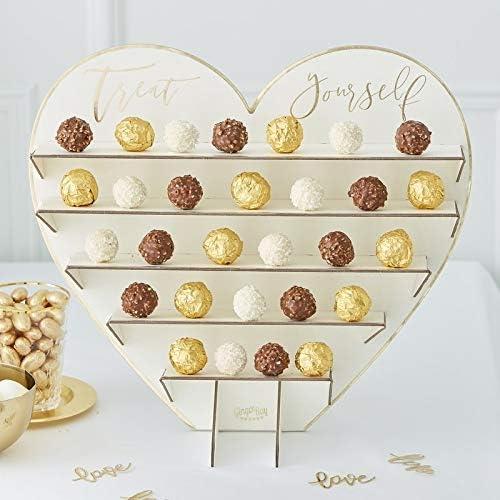 Candy Bar Treat Yourself - Soporte para mesa de dulces, color ...