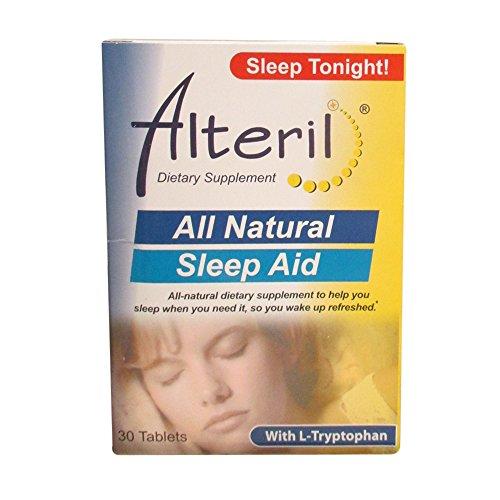 Biotab Nutraceuticals Alteril Sleep Aid with L-Tryptophan, Tablets 30 ea - Sleep 30 Tabs