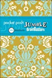 Pocket Posh Jumble BrainBusters, Puzzle Society Staff, 1449407315