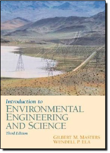 Introduction to Environmental Engineering and Science (3rd Edition) cover