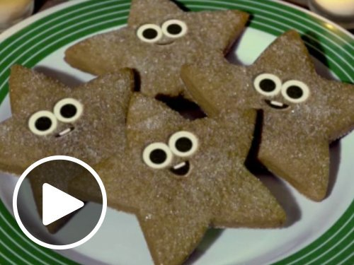 Cookies for Santa - Animated eGift Card