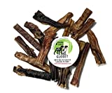 Sancho & Lola's Odor-Free 1/2 LB Bully Bites for Dogs Made in USA – Chef-Prepared Human-Grade Grain-Free Rawhide-Free Beef Pizzle Dog Chews (Bully Bites 8oz) For Sale