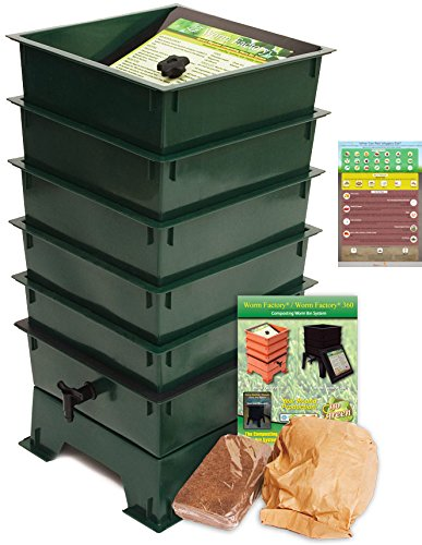 worm-factory-ds5gt-5-tray-worm-composting-bin-bonus-what-can-red-wigglers-eat-infographic-refrigerat