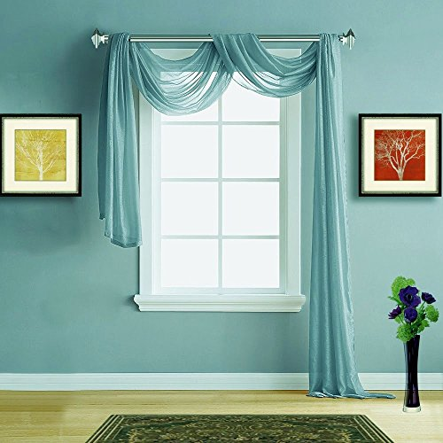 Compare Price To Window Sheer Scarf Tragerlaw Biz