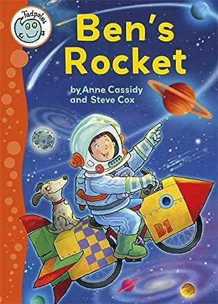 book cover of Ben\'s Rocket