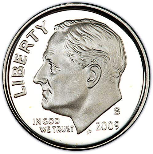 (2008 S Clad Proof Roosevelt Dime Choice Uncirculated US Mint)