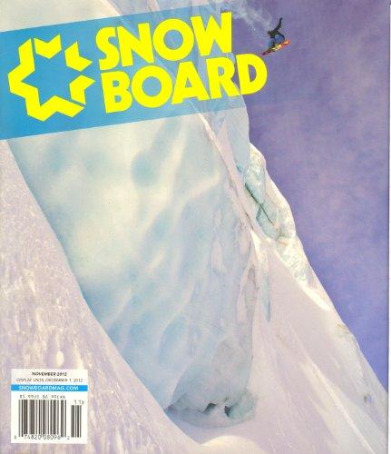 (Snowboard Magazine (November 2012,The Spirit of Snow boarding))