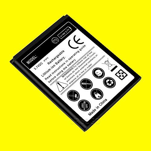 New High Capacity 1250mAh Extended Slim Battery for Verizon LG Extravert 2 , LG VN280 CellPhone - ReelWonder