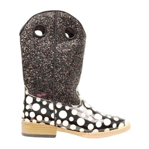 Blazin Roxx Western Boots Girl Pearl Kid Glitter 1 Child ...
