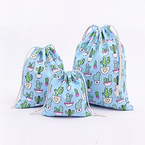 Medium Drawstring Pouch - 2