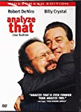 Analyze That (Widescreen) by Warner Home Video