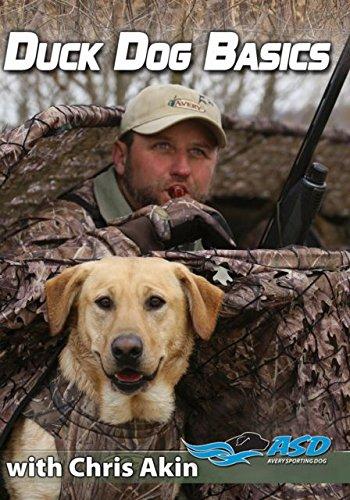 Avery Hunting Gear DVD-Duck Dog Basics - Duck Hunting Gun